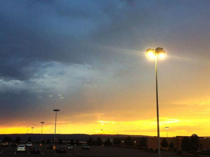 Outandabout Nature_collection Selective Focus Urban Nature Landscape_Collection Landscape Pennsylvania Wilkesbarre Wilkes-Barre Sunset Sun Parking Lot