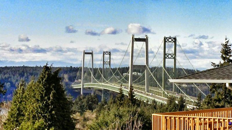 Tacomanarrows Bridge High Definition Tacomawashington AndroidPhotography