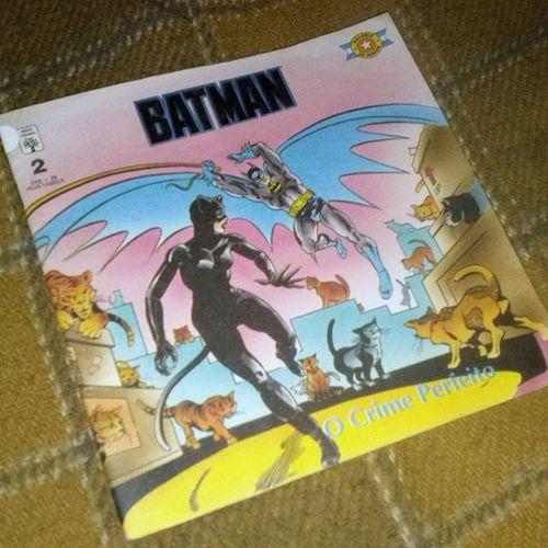 Batman - O Crime Perfeito Batmanthedarkknight Dccomics Mulhergato Catwoman ocrimeperfeito batmanvscatwoman batmanvsmulhergato editoraabril quadrinhos