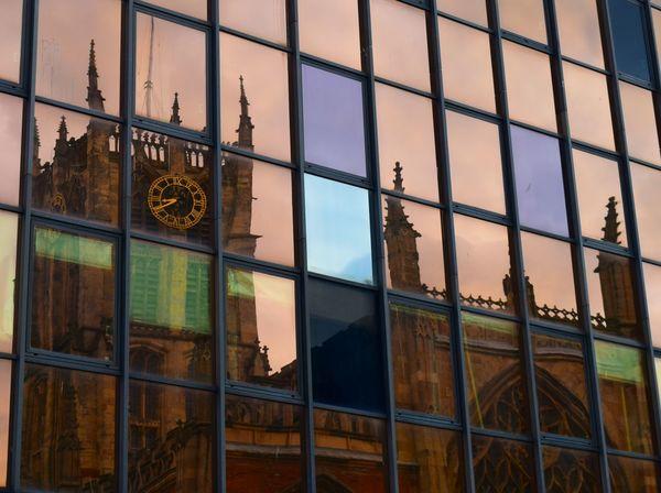 Church Reflection Hull Yorkshire Building Street Hull 2017 City Of Culture 2017 The Architect - 2016 EyeEm Awards Hidden Gems
