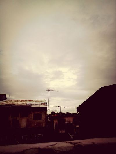 Cloudy..