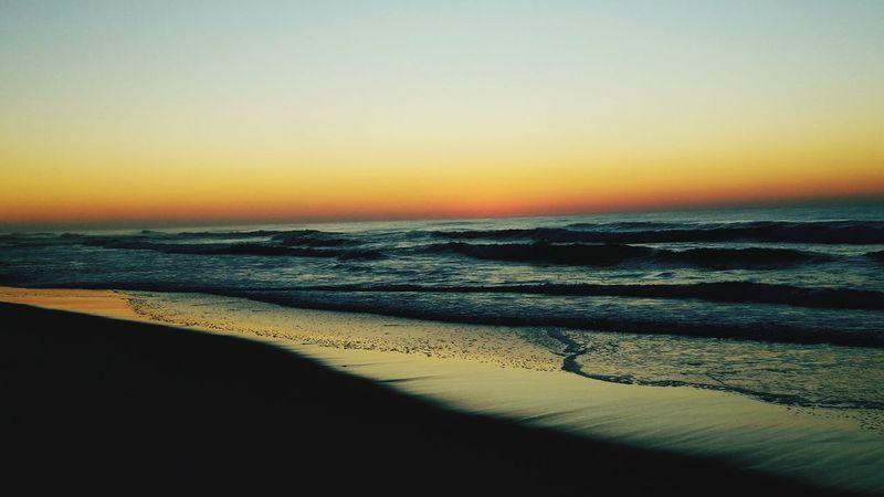 Sunrise On The Beach Sunrise Sea View