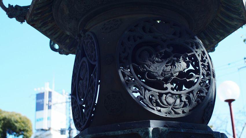 燈籠 Lantern Shrine Photowalk CanonFD  Streamzoofamily
