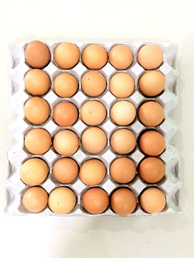 EyeEm Selects Egg Egg Carton Food Food And Drink Ingredient Animal Egg Raw Food Brown Directly Above Easter Egg Freshness Protein Healthy Eating Eggshell Egg Yolk Cardboard Easter In A Row Dairy Product No People Egg pan homemade chicken