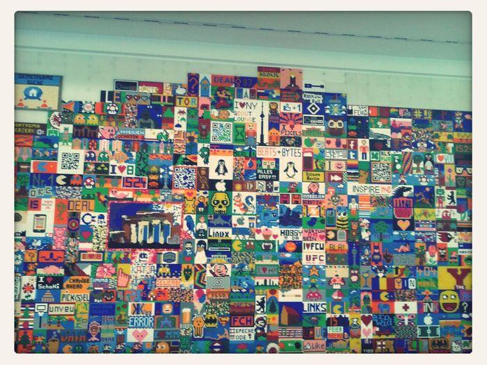 Wall of Game II Pcampb13