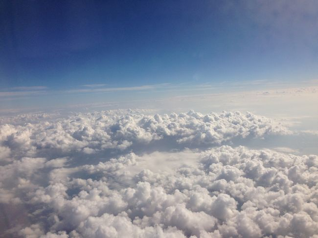Abovetheclouds  Mysteriesoflife Fromtheplane UpinTheSky Nofilter#noedit LikeCotton Ontheplane