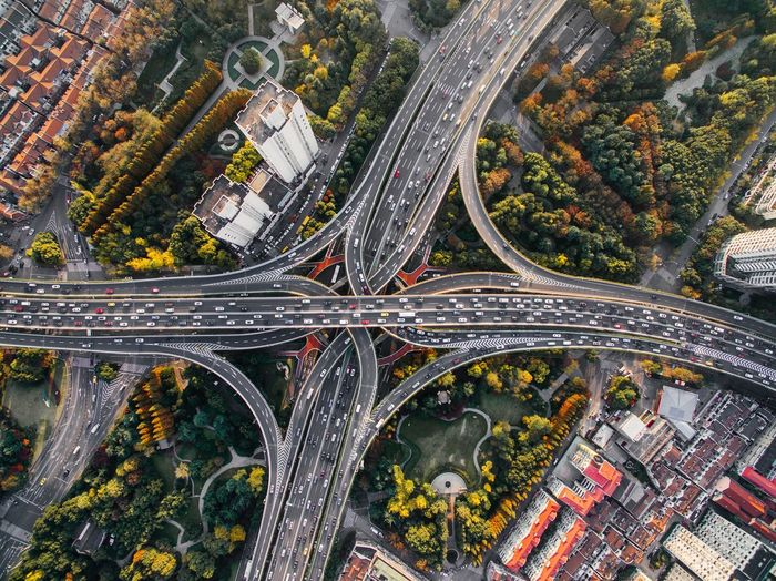 highway,roads,city Aerial View Architecture Bridge Bridge - Man Made Structure Building Exterior Built Structure City Complexity Elevated Road Highway Multiple Lane Highway Road Transportation Travel Destinations First Eyeem Photo