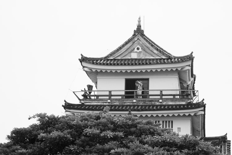 Blackandwhite Monochrome Castle Introducing Culture Of Japan Which Must Be Left To The Future…… 未来に残す日本の文化 Hirado Nagasaki