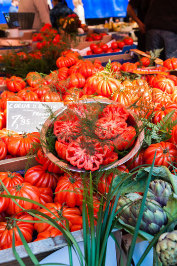 Nice's market Abundance Artichoke Choice Close-up Food For Sale Freshness Greeen Large Group Of Objects Market Market Market Stall Relaxing Still Life The Shop Around The Corner Tomatoes And Nuts Beautifully Organized Beautifully Organised