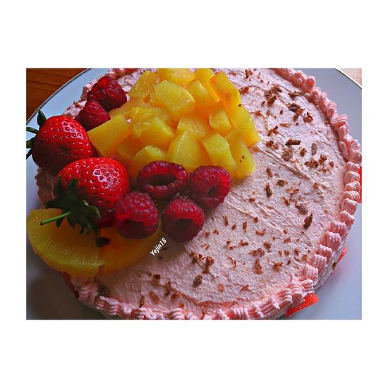 Happy Father's Day~ Apa~ ?? Happy Fathers Day Homemade Cake Cake Father And Daughter