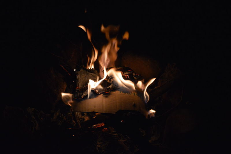 fire Taking