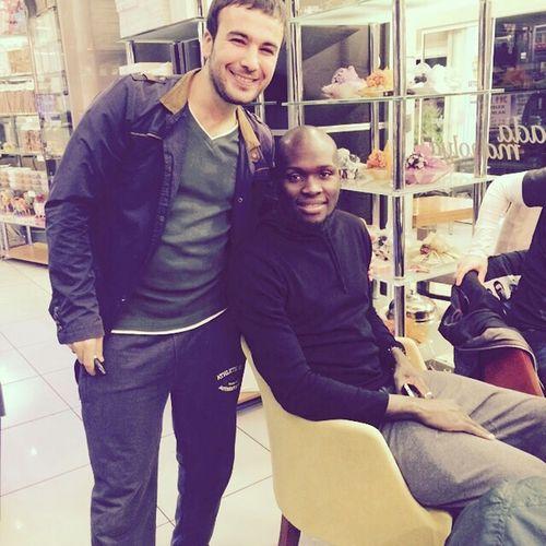 Moussa Sow beni kırmadın için saol :)