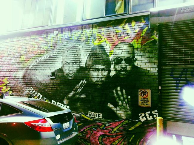 #Run DMC #Vintage #StreetArt #NYC