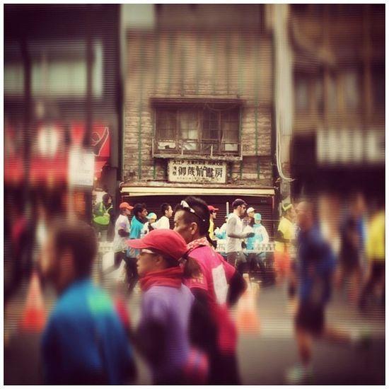 Tokyo Marathon 東京 東京マラソン マラソン 応援 蔵前 Tokyomarathon 御蔵前書房 Kuramae