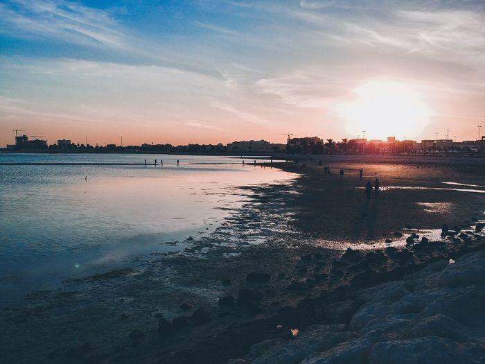 sunset 🌞 Water