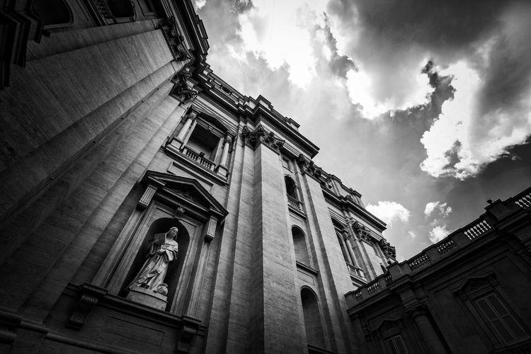Rome Vatican St. Peter's Basilica