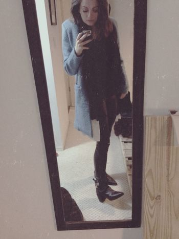 MyfirstEyemphoto Portrait Selfie Selfportrait Blackboots  Mirrorselfie Todays Hot Look Todayshotlook