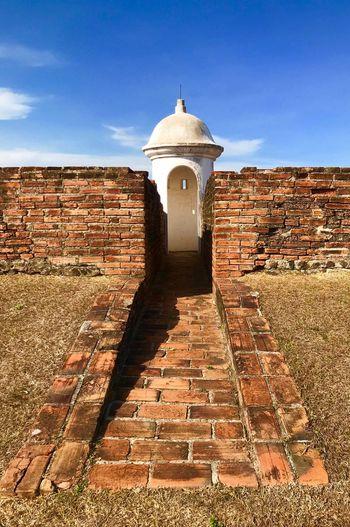 Fortaleza Macapá Amapá Amapá Macapá History Architecture Built Structure Brick Wall Travel Destinations The Past Building Exterior Sky Ancient Ancient Civilization No People Day Travel