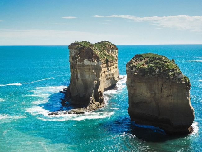 sea beach water horizon over water outdoors sky wave nature melbourne photography Greatoceanroad