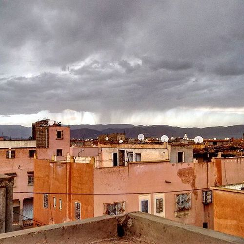 Errachidia Morocco Streetart Storm rainyday berberlens berbersoultravels