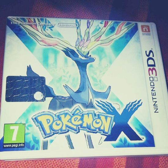 Pokémon Xerneas Game 3DS XL