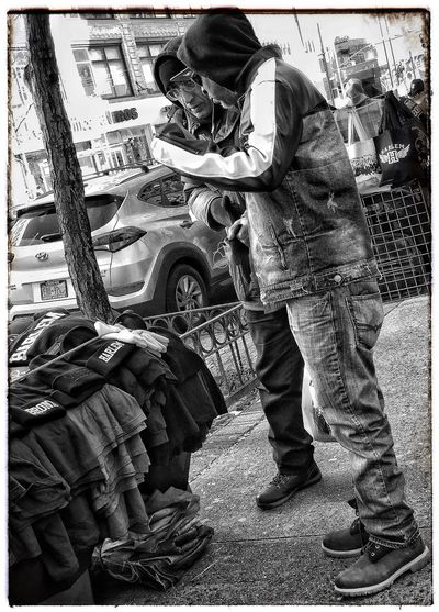 2day in Harlem~* Street Photography