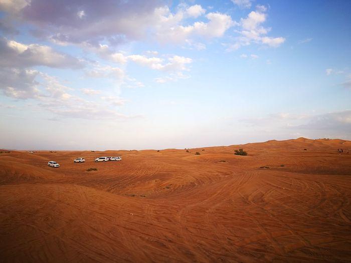 EyeEm Selects Sand Desert Sand Dune Landscape Sky Cloud - Sky Scenics Travel Destinations No People Adventure Outdoors Nature