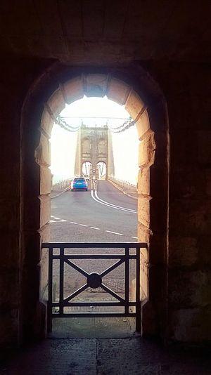 Anglesey Menai Bridge Bridge Bangor MenaiBridge
