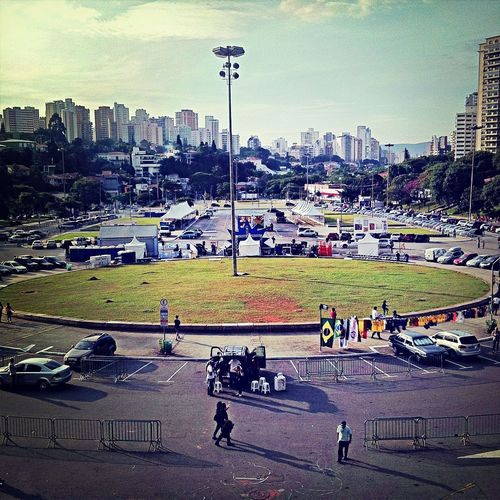 São Pauloo Football Stadium