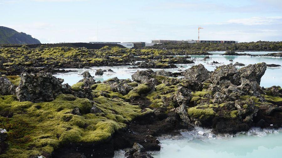 Blue Lagoon Iceland Manmade Manmadestructures Photography Icelandic