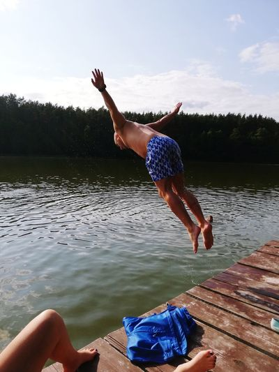 Water Lake Full