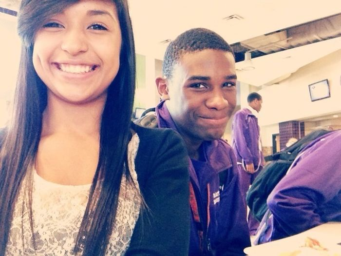 Finally Toke Our Picture (: