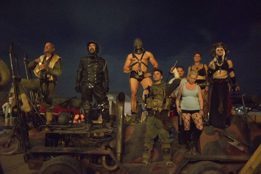 Capture The Moment Croud Custom Cars Epic Fishnets Leather Mad Max Nightphotography Raised Fist S&m Skin The Lord Humugus THUNDERDOME Wasteland Wasteland Weekend Wepons