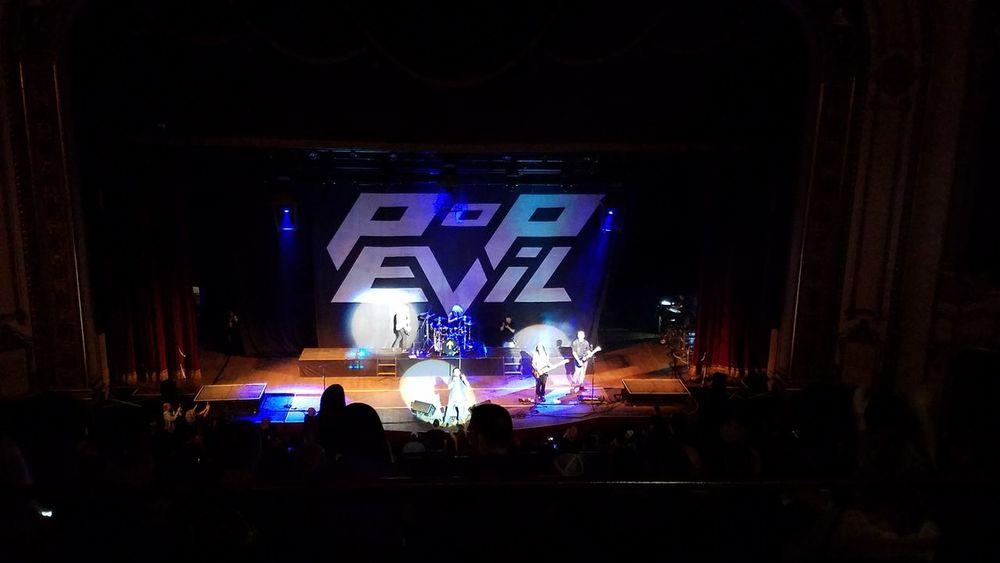 Concert Performance Concert Lights Samsung Galaxy S7 Edge Music Samsung Photography Pop Evil Lighting Equipment Event