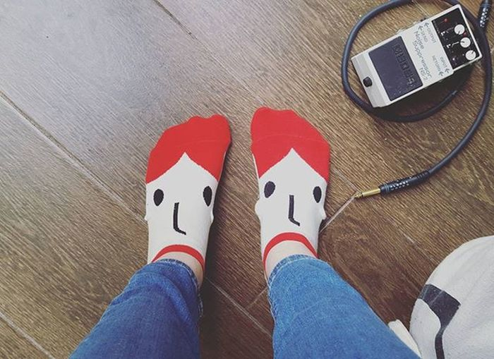 Footinmouth Coolsocks Feet