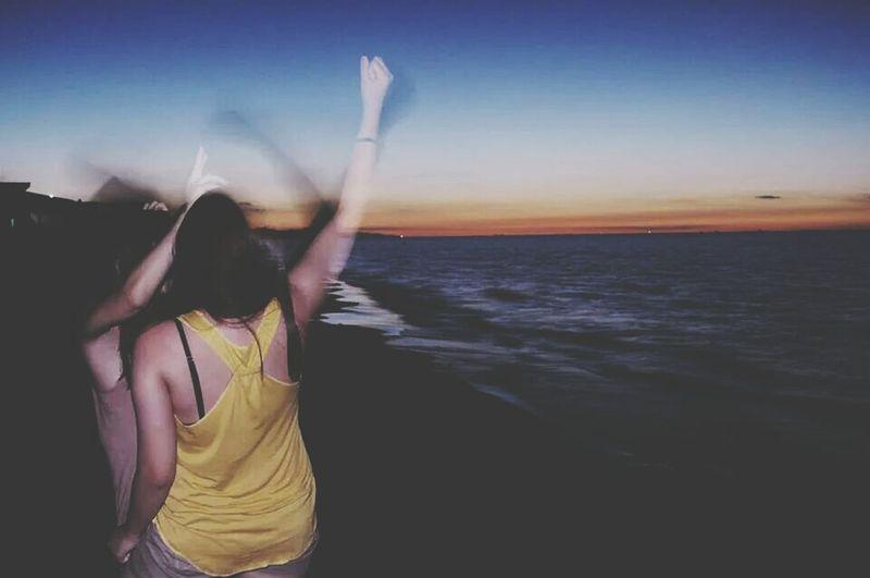 post beach party Baybay Philippines Beachgirls