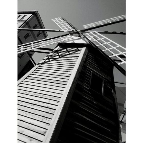 Pop up windmill Therocks Blackandwhitephotography EyeEm Best Shots - Black + White Bws_worldwide