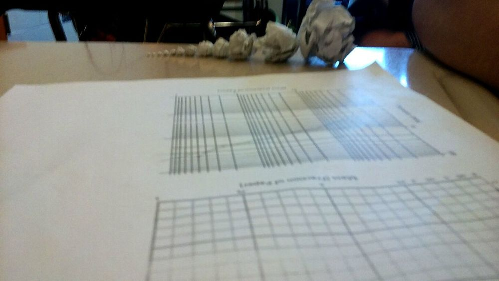 Graphs Paper Crumpled Crumpled Paper Log Log