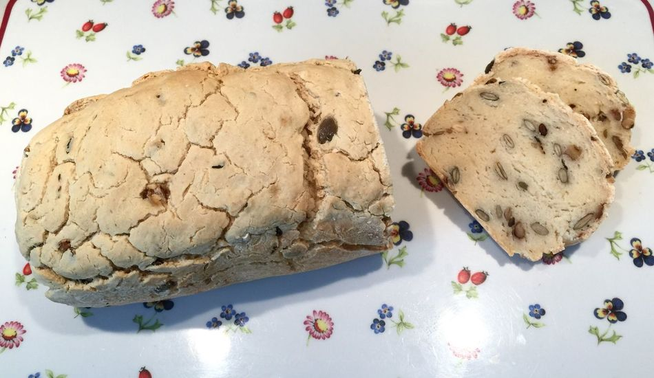 Glutenfree Homemade Bread Baking vegan