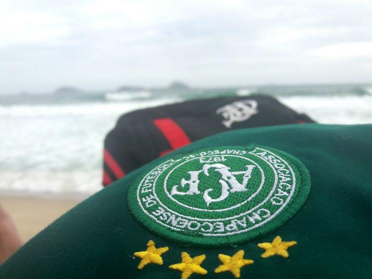 Soccer Chapecoense Flamengo Beach