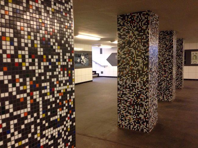 Mein U-Bahnhof, neu mit Fotoausstellung