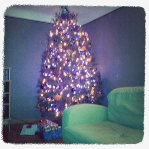 Christmas Tree- First Pic For Eyeem! Join The Fun And Leave Instagram Behind.