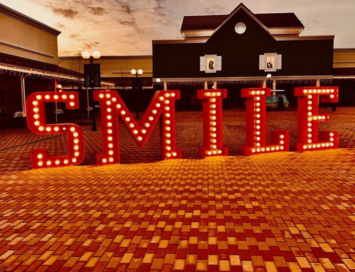 Smile and the