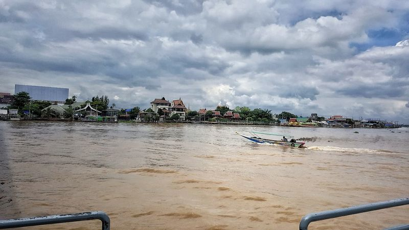 Water Transportation Beach Nautical Vessel Cloud - Sky Mode Of Transport Boat Sky Sea Cloud Travel Tourism Cloudy Sand Tranquil Scene Travel Destinations Tranquility Vacations Shore Scenics เรือหางยาว