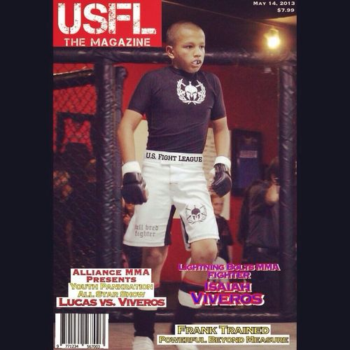 MMA Fightleague Youthmma Pankration