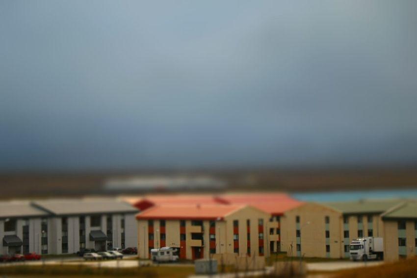 ásbrú Bildings Architecture_collection Tiltshiftphotography Tilt Shift Effect Autumn Weather