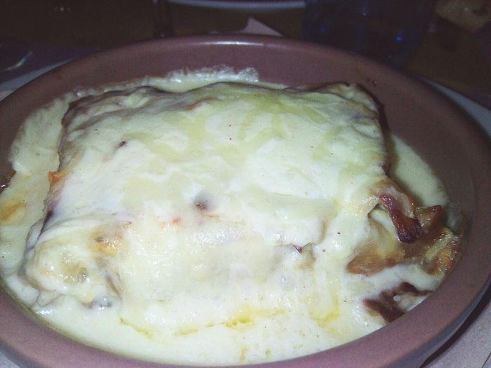 Pasteldesetas Comida Food Vegetarianfood VergelMadrid Healthy Eating Gratinado Queso