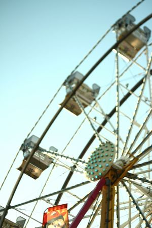 Orange County Fair Orange County Fair Going On Rides Lights Spin Heights Fun