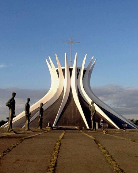 Bsb Brasília Catedral De Brasilia First Eyeem Photo