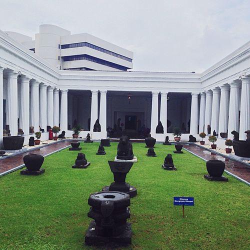Museum Jakarta Historical Building